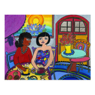 Multicultural Gifts Postcard