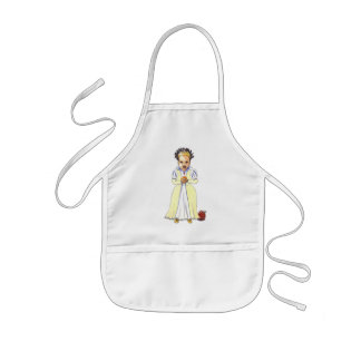 Multicultural Snow White Princess Apron