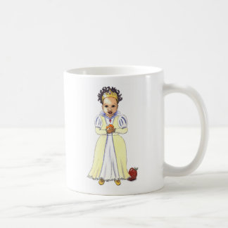 Multicultural Snow White Princess Mug