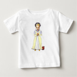 Multicultural Snow White toddler t-shirt