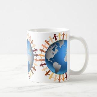 Multicultural World mug