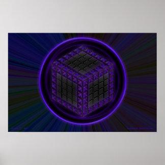 Multidimensional Quantum Expression Poster