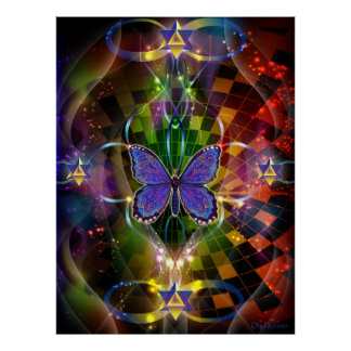 Multidimensional Transformation Poster
