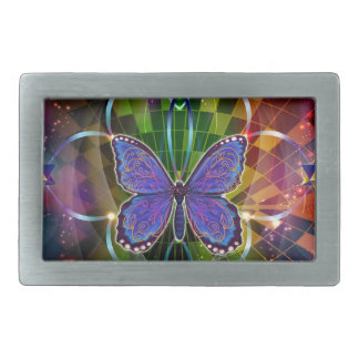 Multidimensional Transformation - Sacred Geometry Belt Buckle