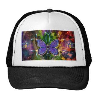 Multidimensional Transformation - Sacred Geometry Mesh Hats