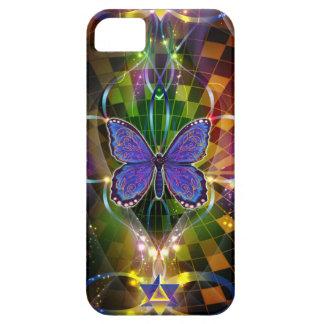 Multidimensional Transformation - Sacred Geometry iPhone SE/5/5s Case