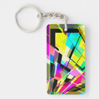 Multifaceted Keychain