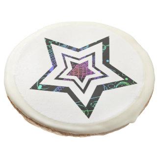 Multifaceted Mirage Sugar Cookie