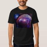 Multigenerational Interstellar City Ship T-Shirt