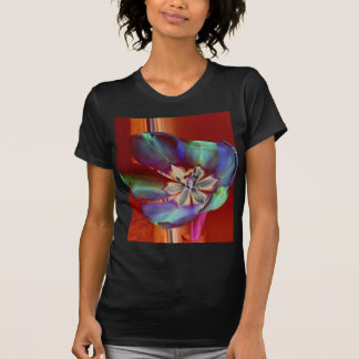 Multihued Tulip Deux by KLM Tee Shirt