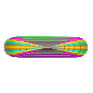 Multilayered Deck Skate Boards