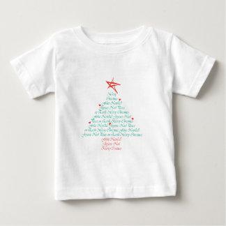 Multilingual Merry Christmas! Shirts