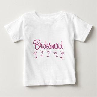 MultiMartini-Bridesmaid-Pink Tee Shirts