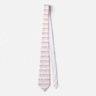 MultiMartini-GroomsFriend-Red Neck Tie