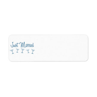 MultiMartini-JustMarried-Blue Label