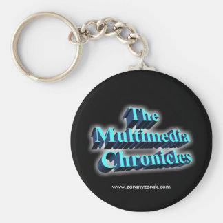 Multimedia Chronicles Keychain