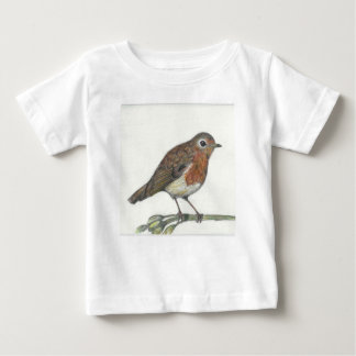 Multimedia Robin Baby T-Shirt