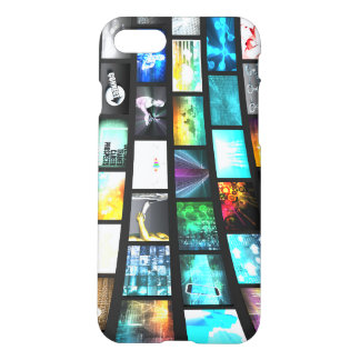 Multimedia Technology Devices Information iPhone 8/7 Case