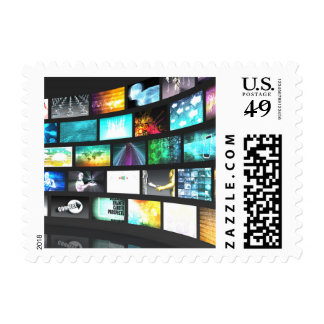 Multimedia Technology Digital Devices Information Postage