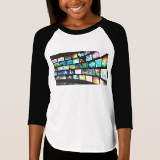 Multimedia Technology Digital Devices Information T-Shirt