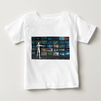 Multimedia Tracking and Competitive Analysis Baby T-Shirt
