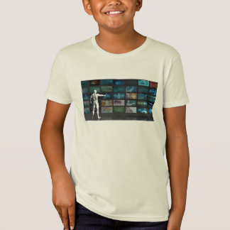 Multimedia Tracking and Competitive Analysis T-Shirt