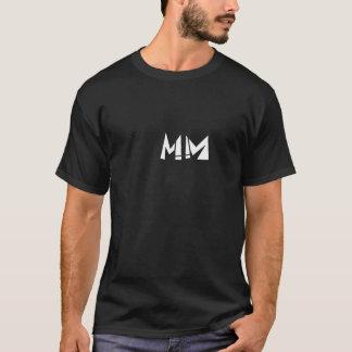 Multimedias Mofos (negro) Playera