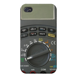Multimeter - Tester iPhone 4/4S Case