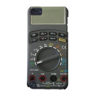 Multimeter Tester iPod Touch 4 Case