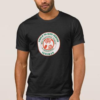 Multinational Force & Observers veteran Tee Shirt