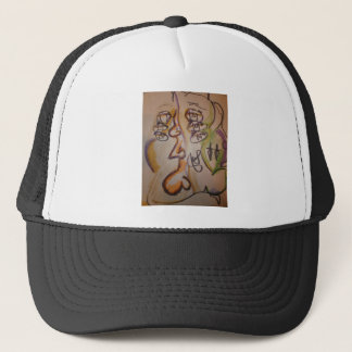 Multiparadigmatic approach trucker hat