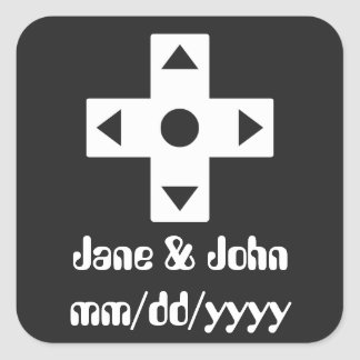 Multiplayer Mode in Black Sticker
