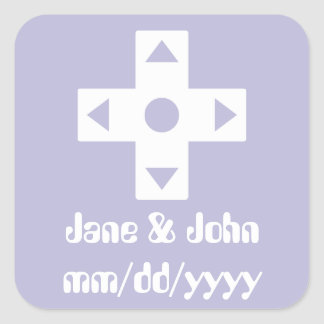 Multiplayer Mode in Lavender Sticker
