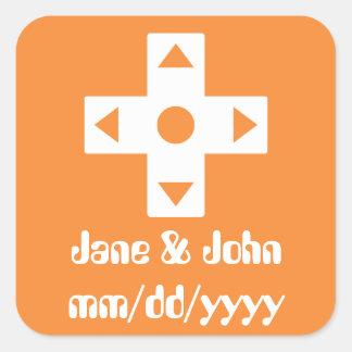 Multiplayer Mode in Orange Sticker