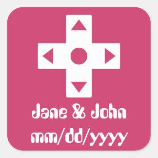 Multiplayer Mode in Raspberry Sticker
