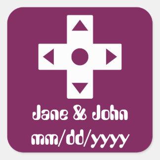 Multiplayer Mode in Wine Sticker