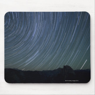 Multiple 208-second exposures are blended to mouse pad