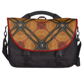 Multiple Abstract Designed Products Laptop Computer Bag
