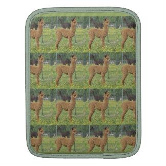 Multiple Alpacas Rickshaw Sleeve Sleeve For iPads
