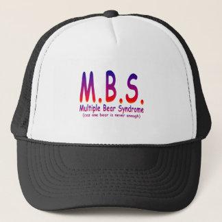 Multiple Bear Syndrome Trucker Hat