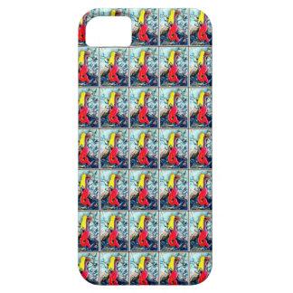multiple blonde mermaid case iPhone 5 cover