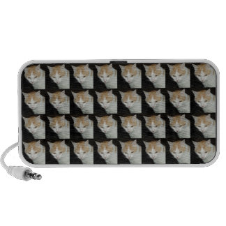 Multiple Cat Image iPod Speaker