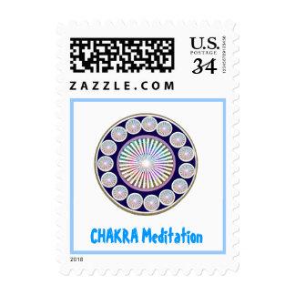 MULTIPLE CHAKRA HEALAING MEDITATION POSTAGE