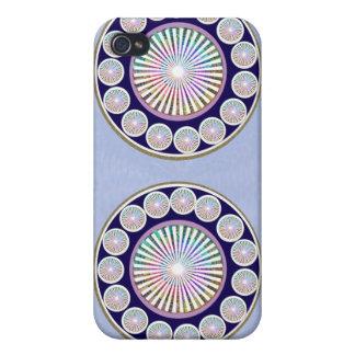 Multiple CHAKRA - Sparkle n Live Mandala iPhone 4/4S Cover