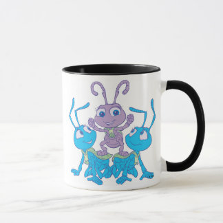 Multiple Characters from A Bug's Life Disney Mug