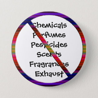 Multiple Chemical Sensitivity Disorder MCSD Button