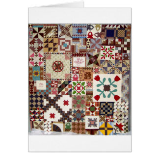 Multiple Choice Quilt Card