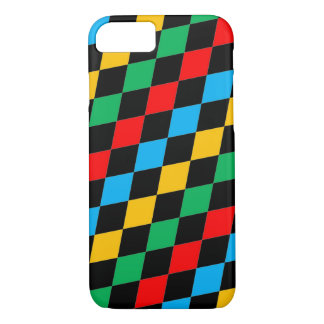 Multiple Colorful iPhone 7 Case
