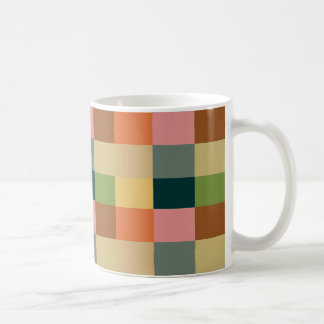 Multiple colorful mug