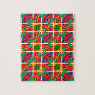 Multiple Colors Jigsaw Puzzle